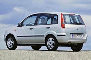 Ford Fusion авто для всей семьи