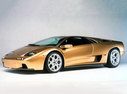 Lamborghini Diablo, тюнинг, тюни…