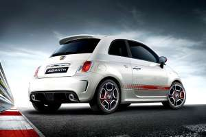 Автосалон в Женеве 2008 - new Fiat Abarth 500